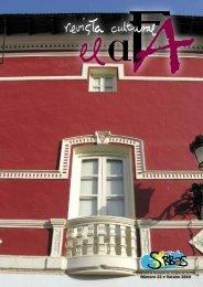 EL AFA nº 22 - Revista Cultural - Verano 2010 - sociedad de amigos ...