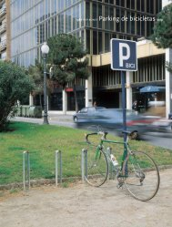 1987 pep bonet Parking de bicicletas 30/31 - BD Barcelona Design
