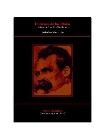 El Ocaso de los Ídolos.pdf