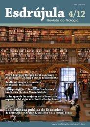 Descargar NÚMERO 4. Octubre-Diciembre 2012 - Los Filólogos
