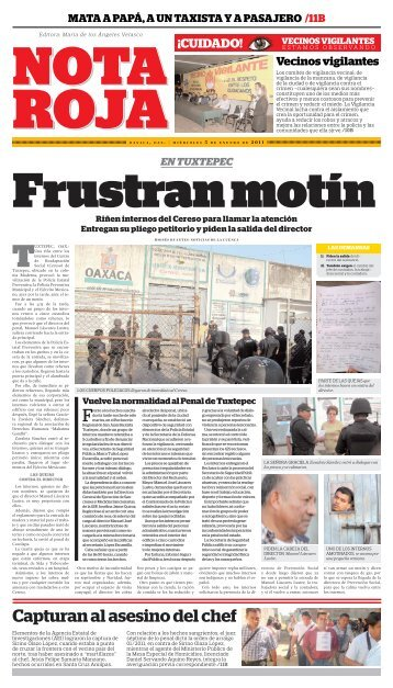 en tuxtepec - Noticias Voz e Imagen de Oaxaca