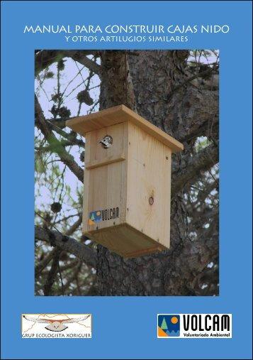 Manual cajas nido Xoriguer .indd
