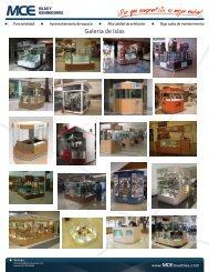 Catalogo de Islas PDF - MCE Muebles