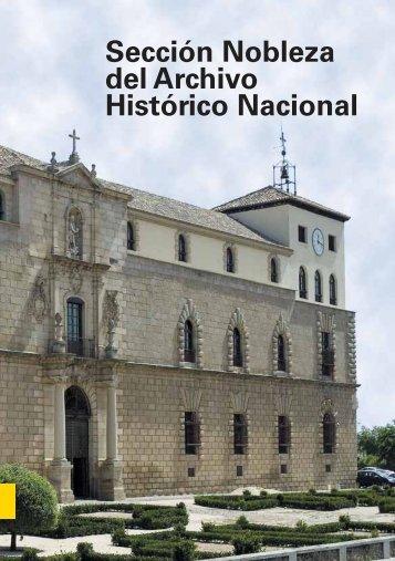 Guía del Archivo - Ministerio de Educación, Cultura y Deporte