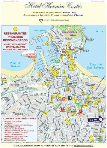 La Gran Dama De Los Hoteles De Gijón - Hotel Hernán Cortés