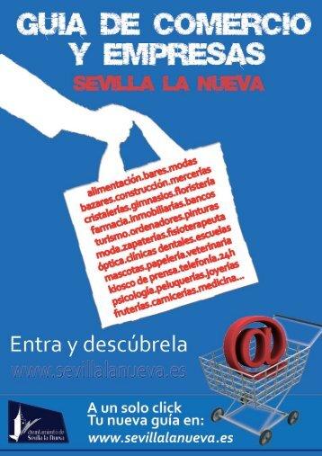 guia de comercio y empresa - Sevilla la Nueva