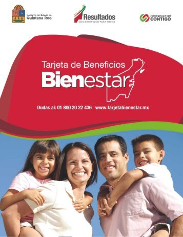 Quintana Roo - Tarjeta Bienestar