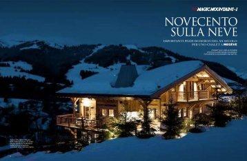 NOVECENTO SULLA NEVE - Bo Design