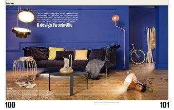 Il design fa scintille - Itlas