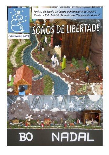 Revista da Escola do Centro Penitenciario de Teixeiro Niveis I e II ...