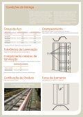 Estacas-Prancha Metálicas - ArcelorMittal - Page 4