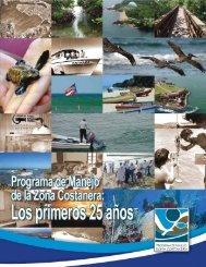 Programa de Manejo de la Zona Costanera: los primeros 25 años