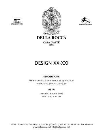 pdf catalogue (10 Mb) - Della Rocca Casa d'Aste