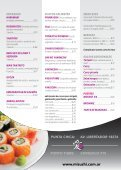 PUNTA CHICA PUNTO TIGRE - sushi - Page 4