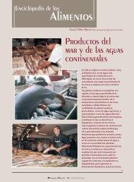 Enciclopedia de los alimentos - Mercasa