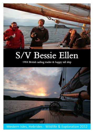Bessie Ellen Scotland 2012v2.pub - Classic Sailing