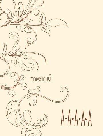 Vea la carta de nuestro restaurante - Hotel Atarazanas