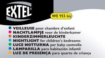 Veilleuse 955 - cfi extel