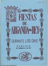 s. - Archivo de la Ciudad de Arganda del Rey - Ayuntamiento de ...