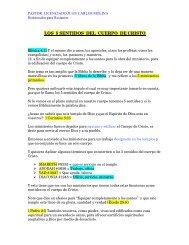 Autor: Pastor licenciado Juan Carlos Molina - Ministerios Roca de ...