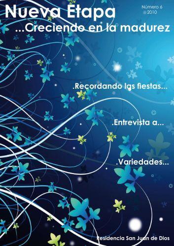 Numero 6 - Junio 2010 - Residencia-sanjuandedios.es