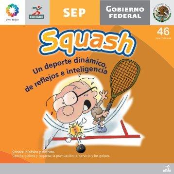 Squash - Conade