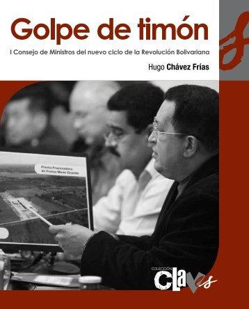 """Documento """"Golpe de Timón"""" - Aporrea"""
