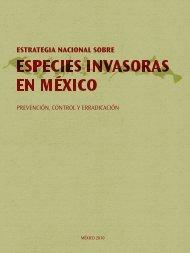 Estrategia nacional sobre especies invasoras en México - Conabio