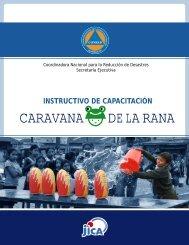 Manual Caravana de la Rana - Conred