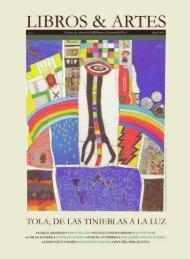 LIBROS & ARTES Página 1 - Biblioteca Nacional del Perú