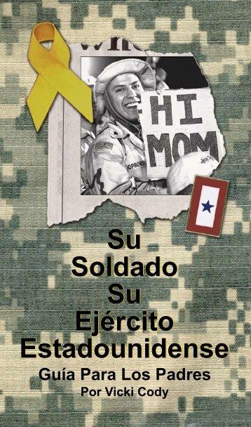 Su Soldado Su Ejército Estadounidense Su Soldado Su Ejército ...