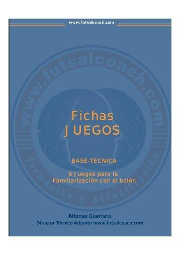Fi hcas JUEGOS - Futsal Coach