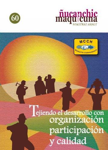 organización - MCCH