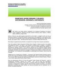 francisco javier vergara y velasco - Eliseo Reclus y la geografía de ...