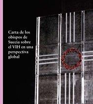 Carta de los obispos de Suecia sobre el VIH en ... - Svenska kyrkan