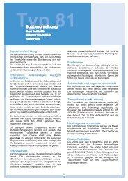 Baubeschreibung - Deutsche Reihenhaus AG