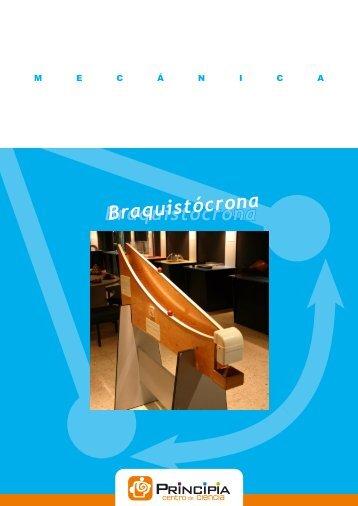 Braquistócrona Braquistócrona - Principia