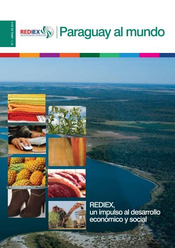 "Revista REDIEX ""Paraguay al Mundo"" 1-2013"