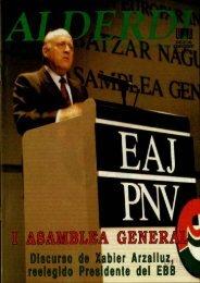 I Asamblea General