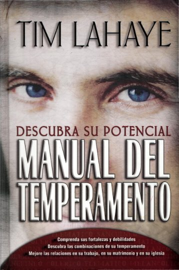 Tim-Lahaye-MANUAL-DEL-TEMPERAMENTO - Infoespacio