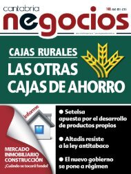 Julio 2011 - Cantabria Negocios