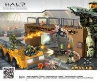 descargar instrucciones - Halo Mega Bloks