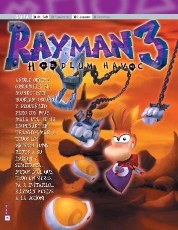 Descargar Rayman 3 - Mundo Manuales