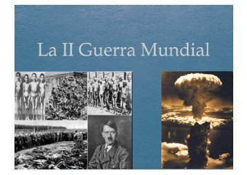 II Guerra Mundial (Pulsa para descargar PDF)