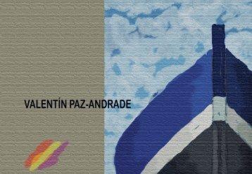 Valentín Paz Andrade - Xunta de Galicia