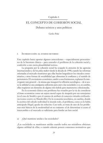 RedesEstadoyMercado - Capitulo 1 - Inicio