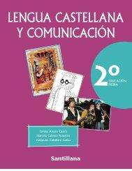 Lengua Castellana y Comunicación 2 - Santillana