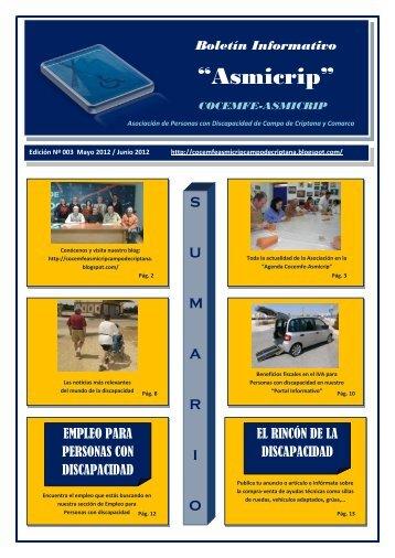 cocemfe-asmicrip - Ayuntamiento de Villarta de San Juan