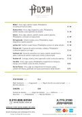 Entradas• Frituras Gohan Arroz al vapor / Shari Arroz de ... - Hoshi - Page 4