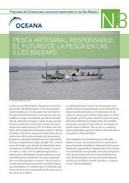 PESCA ARTESANAL RESPONSABLE: EL FUTURO DE ... - Oceana